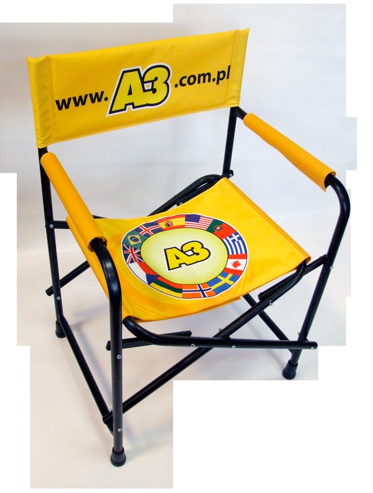 Director's Chair Deluxe