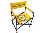 Our foldable director's chair is lightweight, portable and easy to set up. Designed specifically with portability in mind as it features hinged legs and arms to make it more compact […]