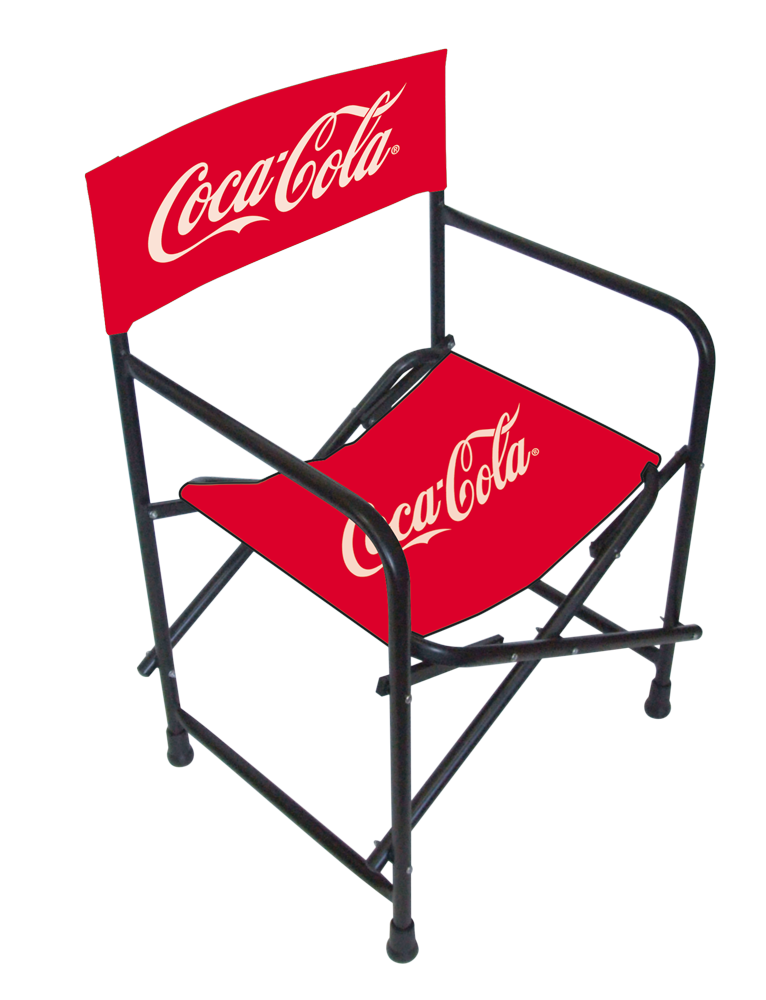 Director's Chair (with personalized logo on both back and seat)