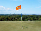 We offer three types of Golf Pin Flags: Single reverse printed on 115g/m2 polyester fabric Double side printed with black filter in the middle, 205/m2 polyester Double side printed 205/m2, […]