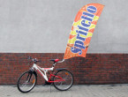 Batfan Bike is a wonderful solution for companies that use bicycles for promotional campaigns. It's fast and easy set-up ensures user comfort. Made of aluminium (Ø 25mm) with a fibreglass […]